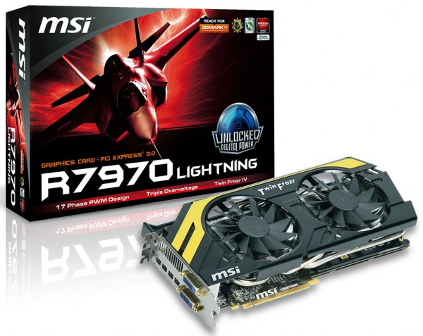 MSI R7970 Lightning Boost Edition