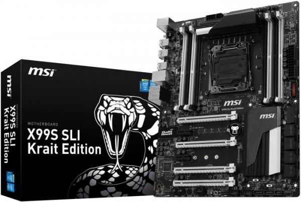 MSI X99S SLI Krait