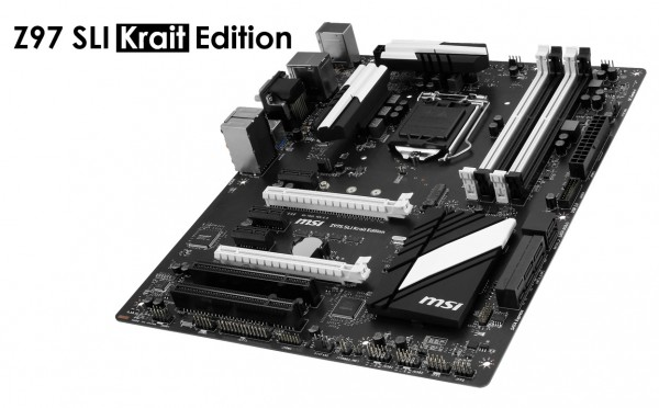 MSI Z97 SLI Krait Edition