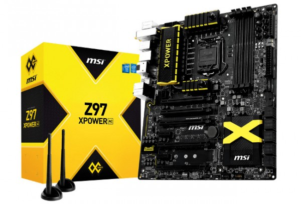 MSI Z97 XPower AC