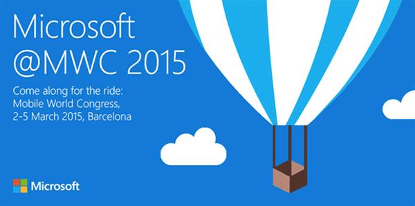 Microsoft Lumia 1330, MWC 2015
