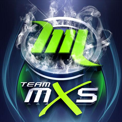 Логотип Team MXS
