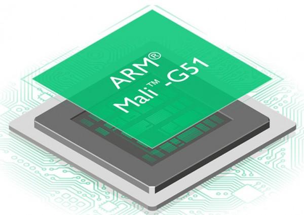 ARM Mali-G51