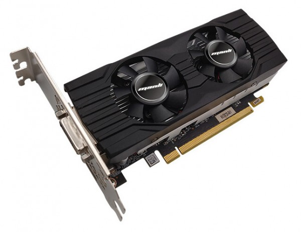 Manli GeForce GTX 1650 DDR6 Low Profile