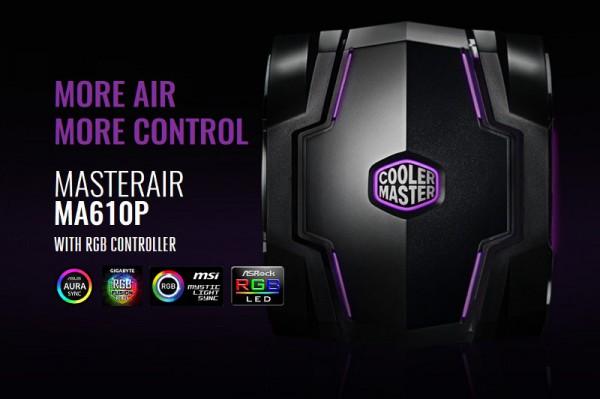 Cooler Master MasterAir MA610P