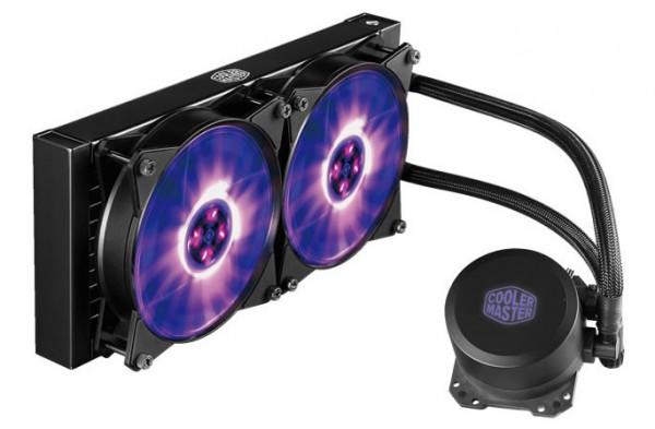 Cooler Master MasterLiquid ML120L и ML240L RGB