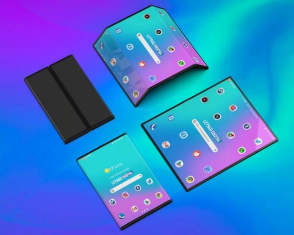 Xiaomi Mi Fold и Mi Flex