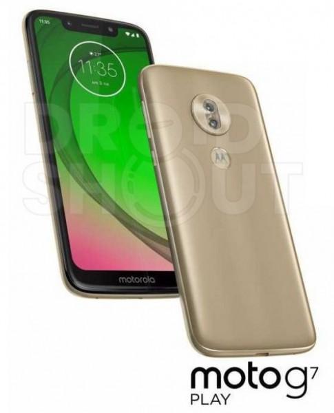 Moto G7, G7 Plus, G7 Power, G7 Play, Motorola