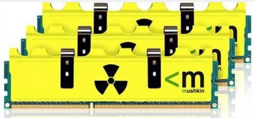 Оперативная память Mushkin Radioactive