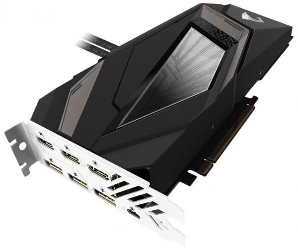 Gigabyte, AORUS, GeForce RTX 2080 Ti, Xtreme WaterForce