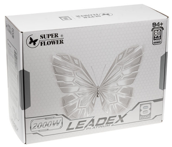 Super Flower Leadex Platinum 2000W (SF-2000F14HP)