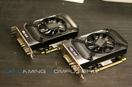 NVIDIA GeForce GTX 750 Ti и GTX 750