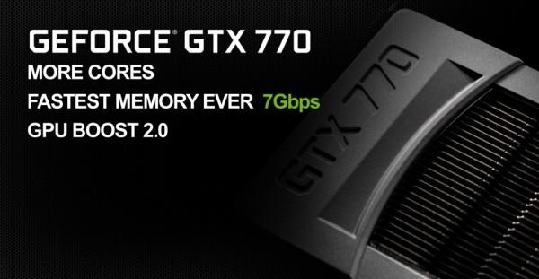 NVIDIA, GeForce, GTX 770