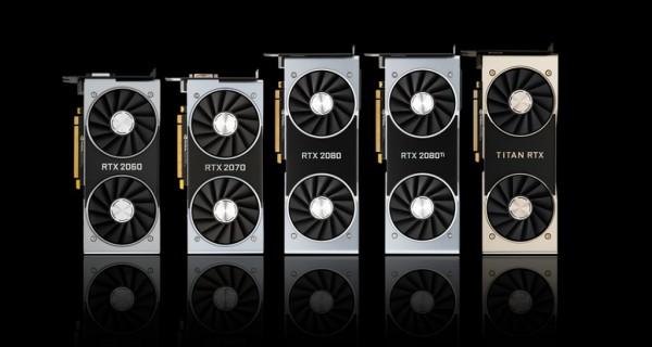 GeForce RTX 2080 Ti SUPER