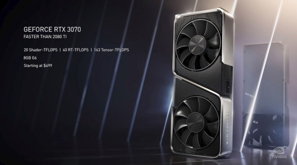NVIDIA, GeForce RTX 3090, GeForce RTX 3080, GeForce RTX 3070, Ampere, GeForce RTX 30