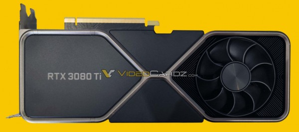 NVIDIA GeForce RTX 3080 Ti Founders Edition