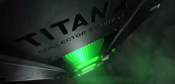 NVIDIA GeForce GTX TITAN X Collector's Edition