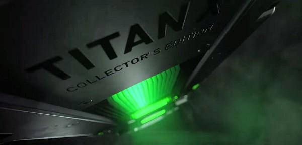 NVIDIA GeForce GTX TITAN X Collector's Edition