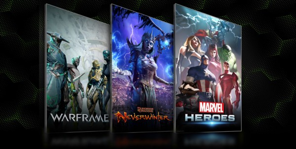 Warframe, Neverwinter и Marvel Heroes