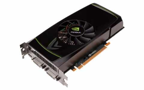 NVidia GTX 460 будет оснащаться 768 Мб видеопамяти