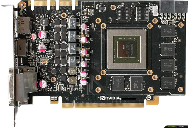 NVIDIA, GeForce, GTX 660 Ti