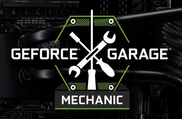 NVIDIA GeForce Garage