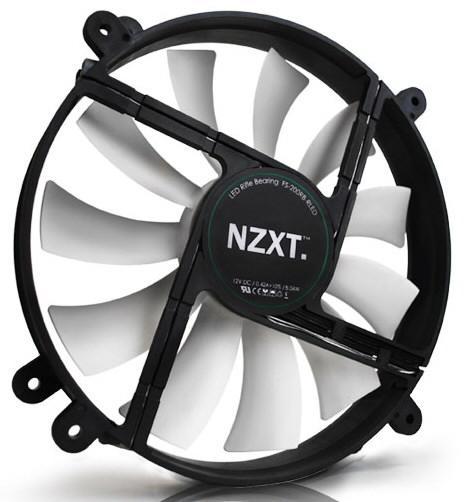 Вентилятор NZXT FS-200