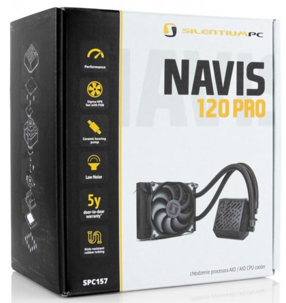 SilentiumPC Navis Pro