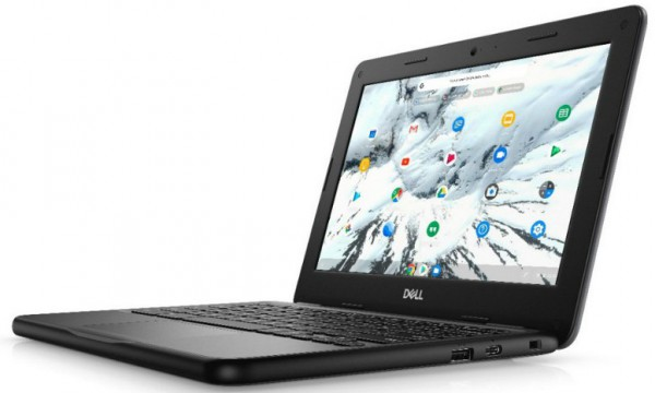 Dell New Chromebook 3100