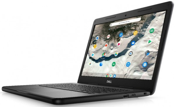 Dell New Chromebook 3400