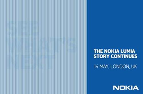 Nokia 14 мая