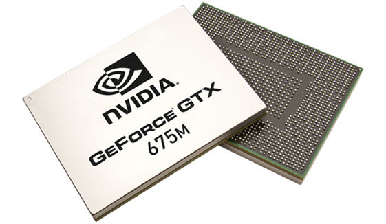 NVIDIA GeForce 600М