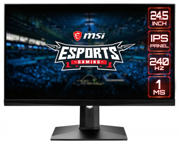 MSI Optix G241, Optix G271, MSI Optix MAG251RX