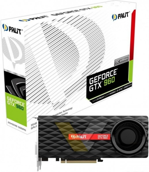 Palit GeForce GTX 960