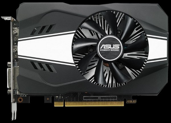 ASUS, GeForce GTX 1060, PH-GTX1060-3G