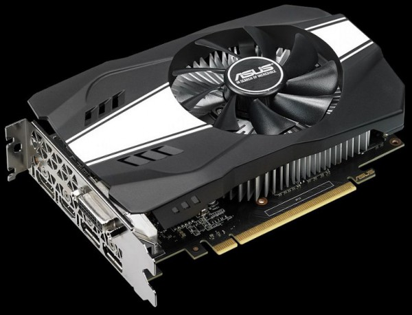 ASUS Phoenix GeForce GTX 1060 (PH-GTX1060-6G)