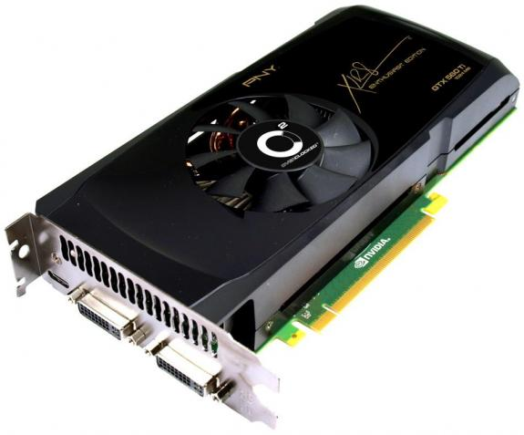 Видеокарта PNY GeForce GTX 560 Ti OC2