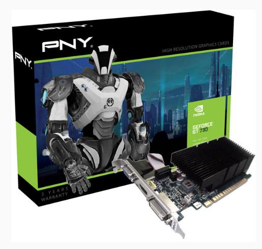 PNY GeForce GT 730