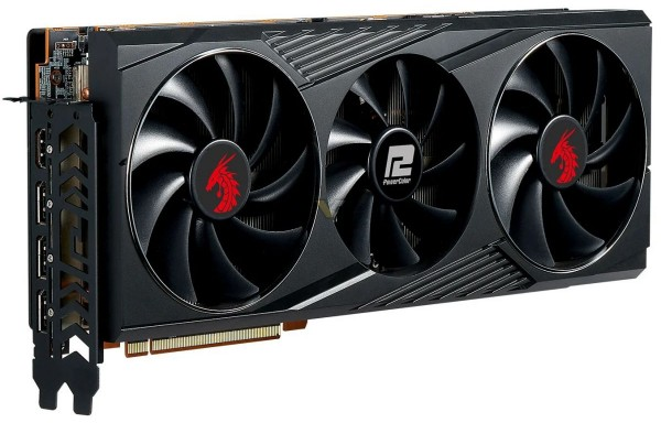 PowerColor Radeon RX 6800 XT Red Dragon
