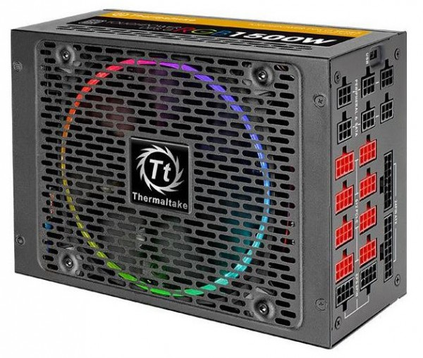 Thermaltake Toughpower DPS Thermaltake G RGB Titanium
