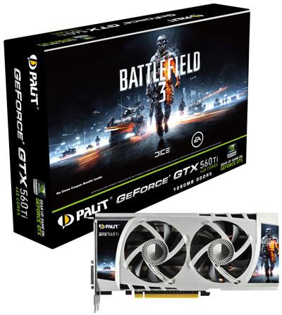 Palit GeForce GTX 560 Ti 448 CUDA