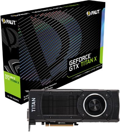 Palit GeForce GTX TITAN-X (NE5XTIX015KB-PG600F)