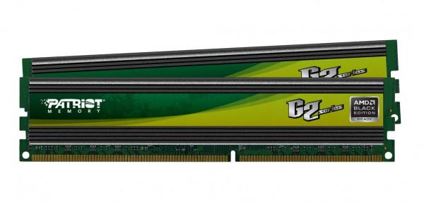 Patriot Gamer 2 Series AMD Black Edition