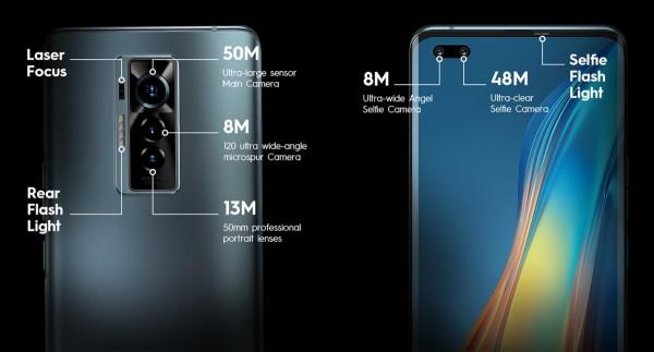 Компания Tecno с новым брендом Phantom дебютирует в сегменте топовых смартфонов