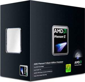Процессор AMD Phenom II X4 975 Black Edition