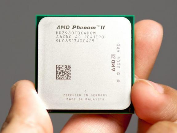 Процессор AMD Phenom II X4 980 Black Edition