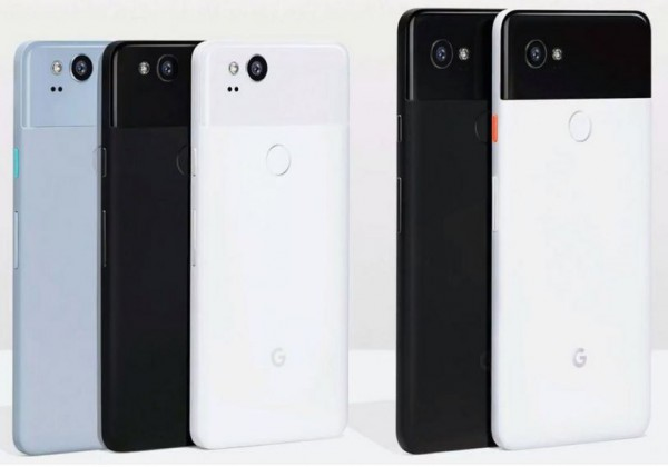 Google, Pixel 2, Pixel 2 XL