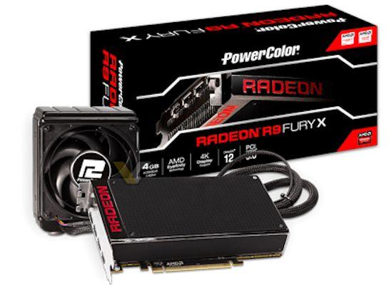 Radeon R9 Fury X