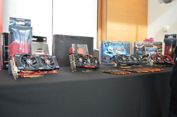 PowerColor R9 270X LCS, R9 270X Devil, R9 280X Vortex