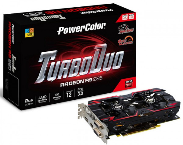 PowerColor Radeon R9 285 TurboDuo